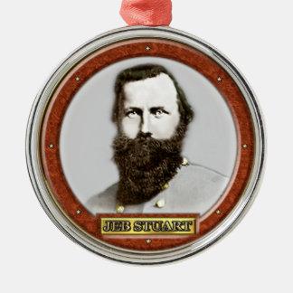 James Ewell Brown  Jeb Stuart Christmas Ornament
