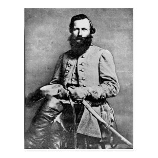 James Ewell Brown Stuart circa 1833-1864 Postcard