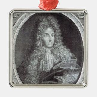 James Fitzjames Duke of Berwick Metal Ornament