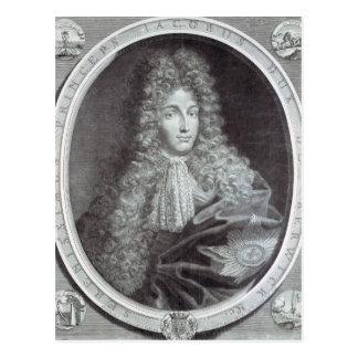 James Fitzjames Duke of Berwick Postcard