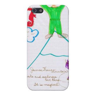 'James Franco Mountain' iPhone 4/4S Case