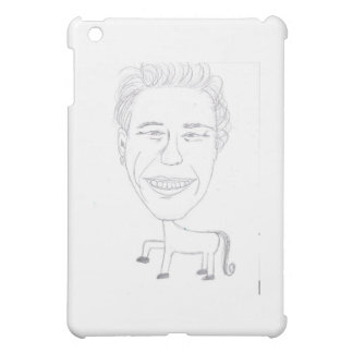'James Franco with the Body of a Horse' Ipad Case