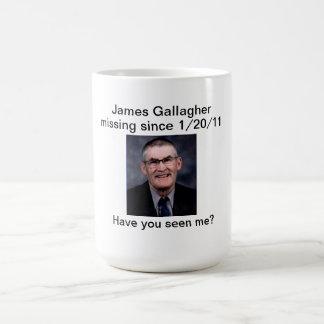 James Gallagher Coffee Mug