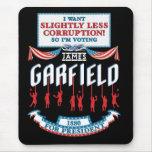 James Garfield 1880 Campaign Mousepad