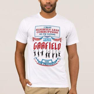 James Garfield 1880 campaign shirt (Men's)