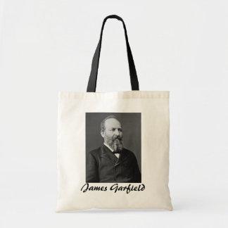 James Garfield 20 Canvas Bag