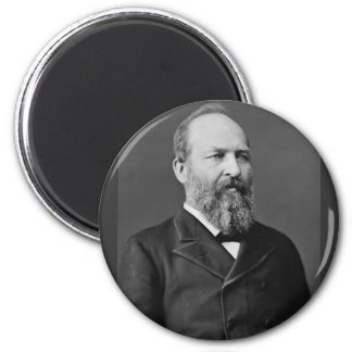 James Garfield 20th President Magnet