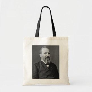 James Garfield 20th President Tote Bag