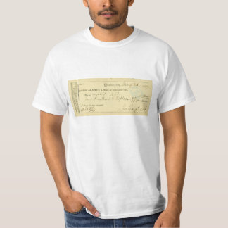 James Garfield firmó el control a partir del 25 de Camisas
