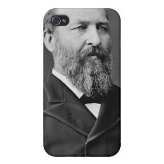 James Garfield iPhone 4 Covers