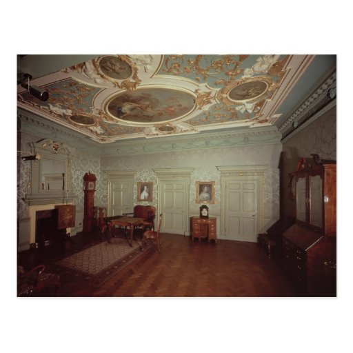 James Gibbs Drawing room from Henrietta Place Post Cards