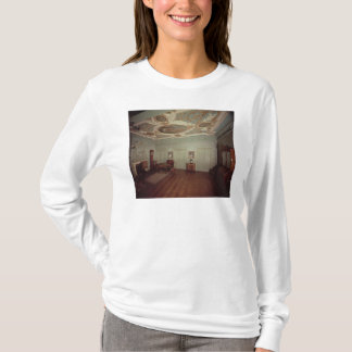 James Gibbs Drawing room from Henrietta Place T-Shirt