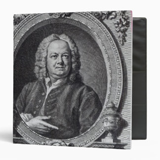 James Gibbs, engraved by Bernard Baron, 1747 Binder