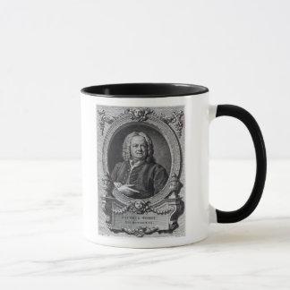 James Gibbs, engraved by Bernard Baron, 1747 Mug