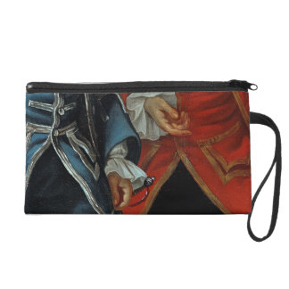 James Grant of Grant, John Mytton, the Honorable T Wristlet Purse