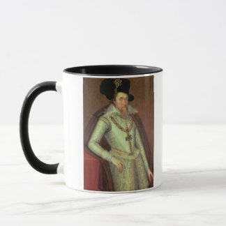 James I (1603-25) and VI of Scotland (1567-1625) Mug