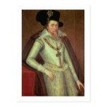 James I (1603-25) and VI of Scotland (1567-1625) Postcard