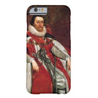James I by Daniel Mytens Barely There iPhone 6 Case