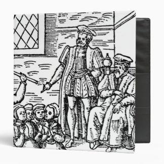 "James I de Inglaterra y VI de Escocia Carpeta 1 1/2"""