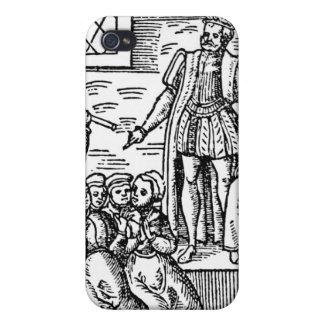 James I de Inglaterra y VI de Escocia iPhone 4/4S Funda