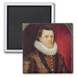 James I Imán Cuadrado