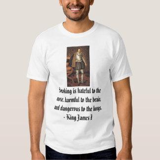 James I of England Tee Shirt