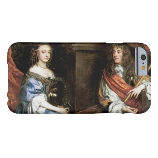 James II and Anne Hyde by Sir Peter Lely Barely There iPhone 6 Case