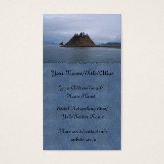 James Island Business Card