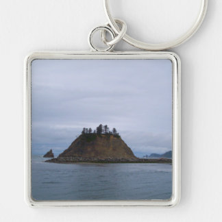 James Island Keychain