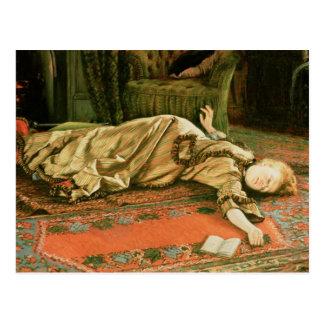 James Jacques Joseph Tissot   Abandoned Postcard