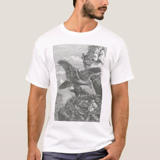 James Johonnot - Eagle at Aerie T-Shirt
