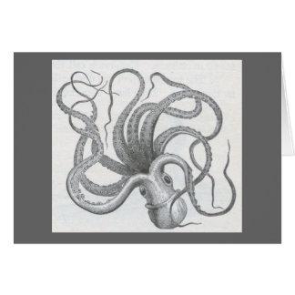 James Johonnot - Octopus Card