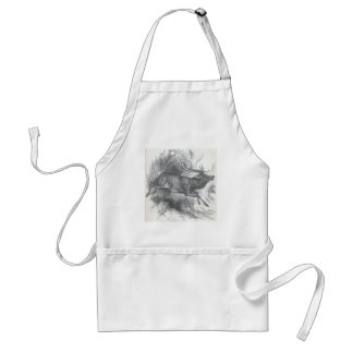 James Johonnot - Stag Adult Apron