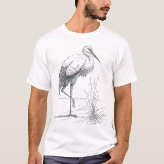 James Johonnot - Stork T-Shirt