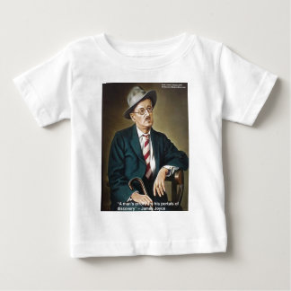 "James Joyce ""Errors/Portals"" Quote Gifts & Cards Tshirts"