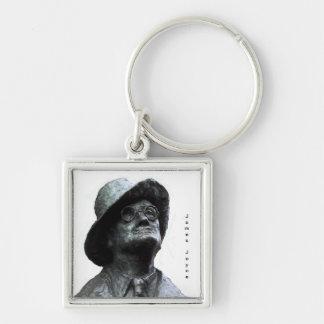 James Joyce Keychain