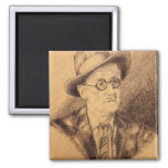 James Joyce Magnets