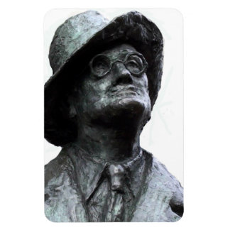 James Joyce Premium Magnet