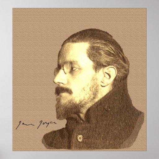 James Joyce Print