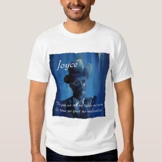 James Joyce T Shirt. T Shirt