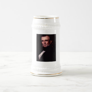 James K. Polk 11 Beer Stein