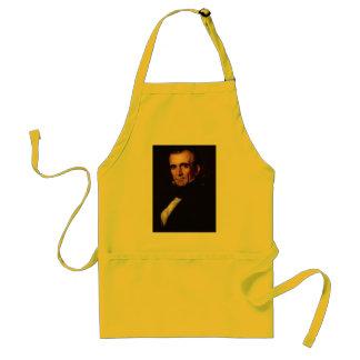 James K. Polk 11 Delantal