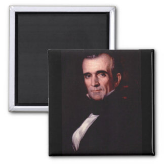 James K. Polk 11 Magnet