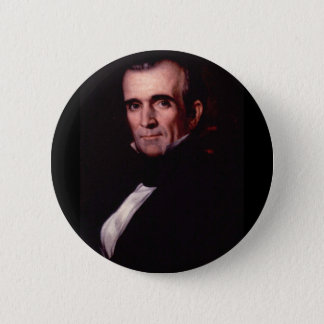 James K. Polk 11 Pinback Button