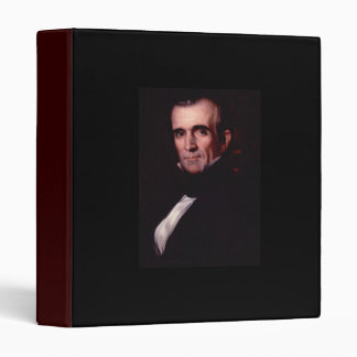 James K. Polk 11th US President Binder