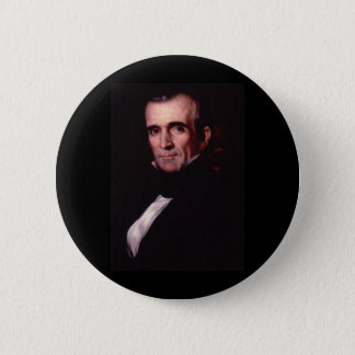 James K. Polk 11th US President Button