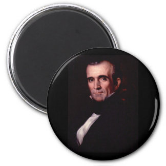 James K. Polk 11th US President Magnet