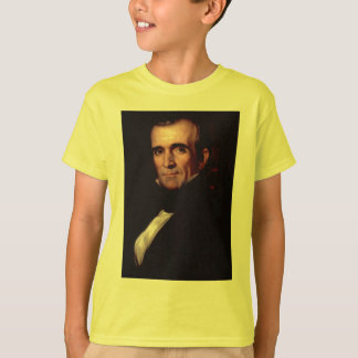 James K. Polk 11th US President T-Shirt