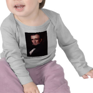 James K. Polk 11th US President Tee Shirts