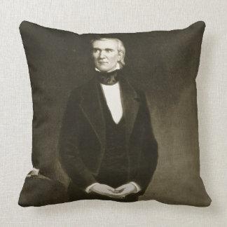 James K. Polk (1795-1849), 11mo presidente del U Cojín